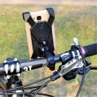 "MOCREO Electric Vehicle Handlebar Clip Mount for 3.5~7"" Phones - Black"