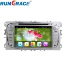 Rungrace Android 4.2 7-Inch 2-Din Car DVD Player w/ BT, GPS, IPOD, Wi-Fi, CAN BUS for Ford Focus