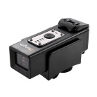 "Atongm DV20 1/4"" CMOS 5.0MP 1080P Waterproof Professional DV Sports Camcorder - Black"