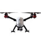 Walkera Quadcopter Voyager 3 with DEVO F12E 2.0MP Camera RC Drone / GPS / Ground Station - White