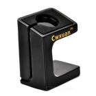 Cwxuan Enlarged Base Design Stand Holder for APPLE WATCH - Black