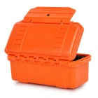 EDCGEAR Waterproof Shockproof ABS Storage Box for Phones - Orange