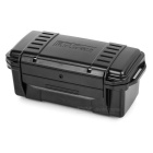 EDCGEAR Waterproof Shockproof ABS Storage Box for Phones - Black
