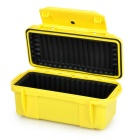 EDCGEAR Waterproof Shockproof ABS Storage Box for Phones - Yellow