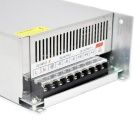 AC 170~250V to DC 24V 25A 600W Switching Power Supply - Silver