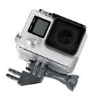 Multi-Angle Adaptive Connector for GoPro Hero 4 3+ 3 2 SJ4000 - Grey