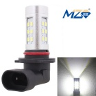 MZ 9005 4.2W LED Car Fog Lamp White Light 6500K 630lm 21-SMD 2835 w/ Constant Current (12~24V)
