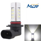 MZ 9006 4.2W 630lm 21-SMD 2835 LED Car Front Fog Lamp White Constant Current (12~24V)