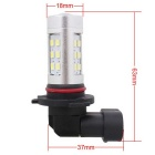 MZ 9006 4.2W 630lm 21-LED Car Front Fog Lamp White Constant Current