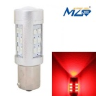 MZ 1156 4.2W LED Car Brake Light Red 660nm 630lm 21-SMD 2835 w/ Constant Current (12~24V)