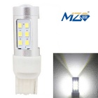 MZ T20 4.2W 630lm 21-SMD 2835 LED White Car Rear Fog Lamp / Backup Light Constant Current (12~24V)