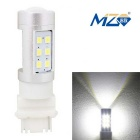 MZ T25 4.2W LED Car Rear Fog Light White 630lm w/ Constant Current