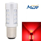 MZ 1157 4.2W 630lm 21-SMD 2835 LED Car Brake Light Red Constant Current (12~24V)