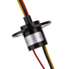 SRC0310A 3-Wire 10A Per Circuit Electrical Slip Ring for Wind Power Generation System / Robot