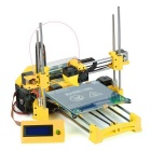 KunPrinter k86 Reprap Prusa mendel I3 DIY kits Desktop 3D Printer - Yellow