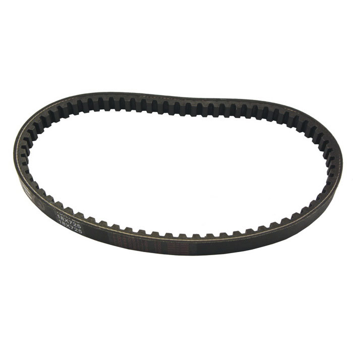 Carking Motorcycle 725mm Engine Rubber Drive Belt For
