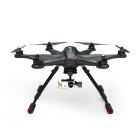 Walkera TALI H500 12-CH 2.4GHz Radio Control Outdoor Hexacopter w/ Camera / GPS / Gyro - Black