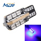 MZ T10 9.6W 48-4014 SMD LED Blue 1440lm Decode Error-Free Canbus Car Clearance Lamp (12~18V)