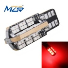 MZ T10 9.6W 48*4014 SMD LED Red 1440lm Decode Error-Free Canbus Car Clearance Lamp (12~18V)