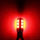 MZ T10 9.6W 48-LED Red Decode Error-Free Canbus Car Clearance Lamp