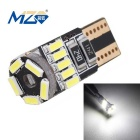 MZ T10 3W 15-SMD 4014 450lm LED Decode Error-Free Canbus Car Clearance Lamp White (12~18V)