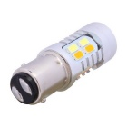 MZ 1157 10W 20-SMD 5630 700lm White + Yellow Car LED Brake Light