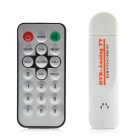 DVB-T2+ USB2.0 Analog TV Stick w/ Remote Control and DVB-T+T2 Antenna