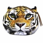 Tiger Money Package Cosmetic Handy Bag