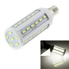 E14 8W LED Corn Bulb Lamp Cool White 7500K 1200lm 42-SMD 5630 - White (AC 220V)