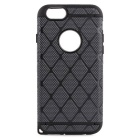 "2-in-1 Protective TPU + PC Back Case for IPHONE 6 4.7"" - Black"