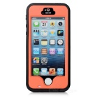Protective Waterproof Case for IPHONE 5 / 5S - Orange