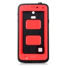 Protective Waterproof PC Case Pouch for Samsung Galaxy S5 - Scarlet