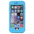 Protection Waterproof PC Case for IPHONE 6 PLUS - Blue