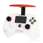 IPEGA PG-9028 Bluetooth V3.0 + HS Controller Handle for Android / iOS Phones - White + Red