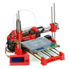 3D Printer KunPrinter k86 Reprap Prusa Mendel I3 DIY Kits Desktop 3D Printer - Red