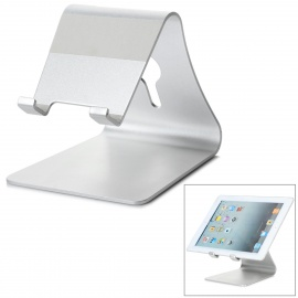 Desktop Mount Holder Stand for CellPhone / Tablet PC - Silver