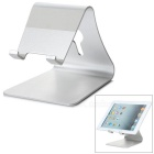 Universal Desktop Mount Holder Stand for IPAD / IPHONE / Phones / Tablet PC - Silver