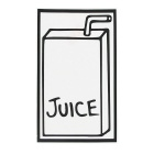 Hat-Prince Juice Box Designed Removable Decorative Skin Sticker