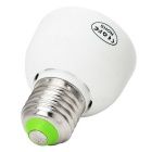 E27 1.6W LED IR corps humain lampe ampoule cool blanc 120lm - blanc