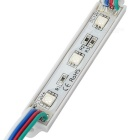0.72W 5050 SMD LED Light Strip Colorful Light - White (DC 12V)