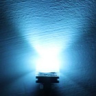 MZ 1.5W 18mm LED Car Daytime Running Light Ice Blue 3-SMD 150lm (Pair)