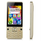 "NEO MC-K13 3.5"" Touch Screen Android Dual-Standby Smart Phone w/ TF, 2.0MP Cam for Elderly - Gold"