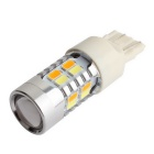 MZ T20 10W Car White + Yellow 20-LED Brake / Steering Light