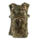 Outdoor Nylon Dual-Shoulder Bag Backpack for Cycling, Camping, Travelling - Camouflage