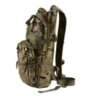 Outdoor Dual-Shoulder Backpack for Cycling, Travelling - CP Camouflage