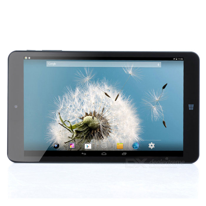 "PIPO W4S Quad-Core Dual-Boot Android 4.4 + 8.1 Windows-Tablet PC w / 8 ""IPS, 64GB Wi-Fi (EU-Stecker)"
