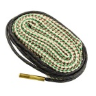 Gun Barrel Cleaner Cleaning Cord Rope for 22CAL - Black + Mulit-Color