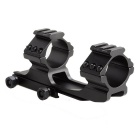 LD3001 20mm Aluminum Alloy Gun Guide Rail Mount - Black