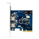Desktop USB 3.1 PCI-E to USB 3.1 Adapter Card