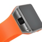 GV18 Smart Watch Phone w/ 64MB RAM, 128MB ROM - Orange
